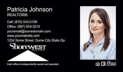 Shorewest Realtors Business Cards SR-BC-007