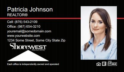 Shorewest Realtors Business Cards SR-BC-008