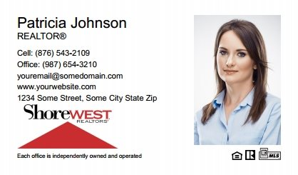 Shorewest Realtors Business Cards SR-BC-009
