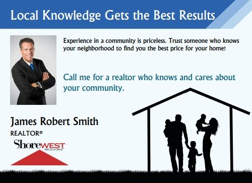 Shorewest Realtors Post Cards SR-LARPC-007