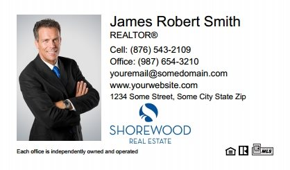 Shorewood Realtors Digital Business Cards SRE-EBC-001