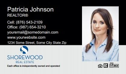 Shorewood Realtors Digital Business Cards SRE-EBC-003