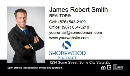 Shorewood Realtors Digital Business Cards SRE-EBC-005