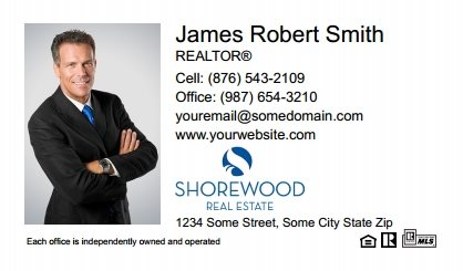 Shorewood Realtors Digital Business Cards SRE-EBC-006