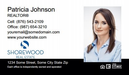 Shorewood Realtors Digital Business Cards SRE-EBC-007
