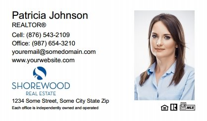 Shorewood Realtors Digital Business Cards SRE-EBC-008