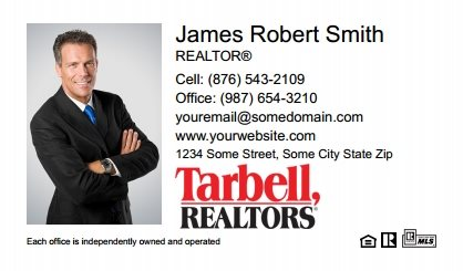 Tarbell realtors business cards templates designs and online tarbell realtors business cards tr bc 001 colourmoves Images