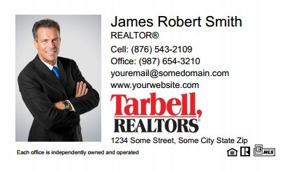 Tarbell realtors business cards templates designs and online tarbell realtors business cards tr bc 006 colourmoves