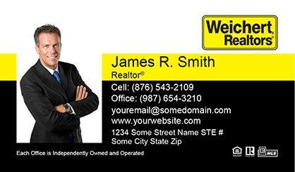 Weichert business cards templates printing and online design weichert business cards weichert bc 003 colourmoves