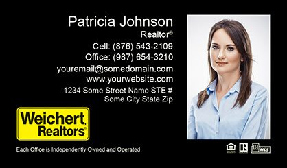 Weichert business cards templates printing and online design weichert business cards weichert bc 010 colourmoves