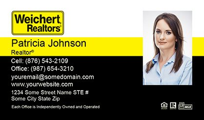Weichert business cards templates printing and online design weichert business cards weichert bc 016 colourmoves