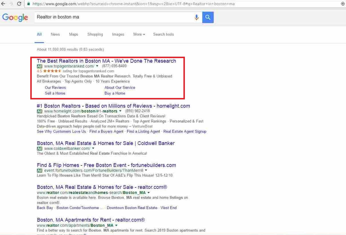 Google AdWords, Bing Ads, PPC
