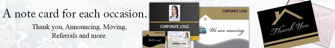 Century 21 Note Cards