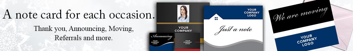 Coldwell Banker Note Cards