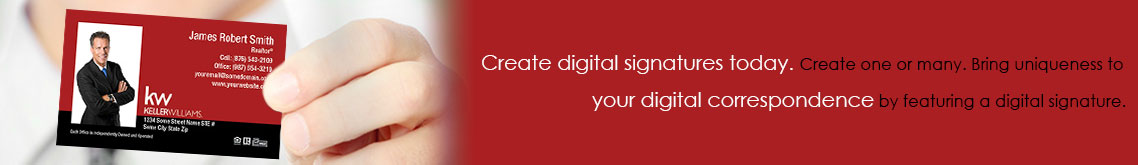 Keller williams realty digital signatures sure factor surefactor keller williams digital business cards colourmoves